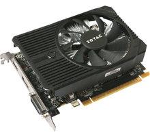 Zotac GeForce GTX 1050 Ti Mini, 4GB GDDR5 - ZT-P10510A-10L + Kupon na hru ROCKET LEAGUE, platnost od 30.5.2017 - 25.9.2017