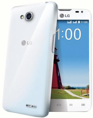 CELLY Gelskin pouzdro pro LG L65, bezbarvé