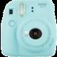 Fujifilm Instax MINI 9, světle modrá