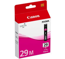 Canon PGI-29 M, purpurová - 4874B001