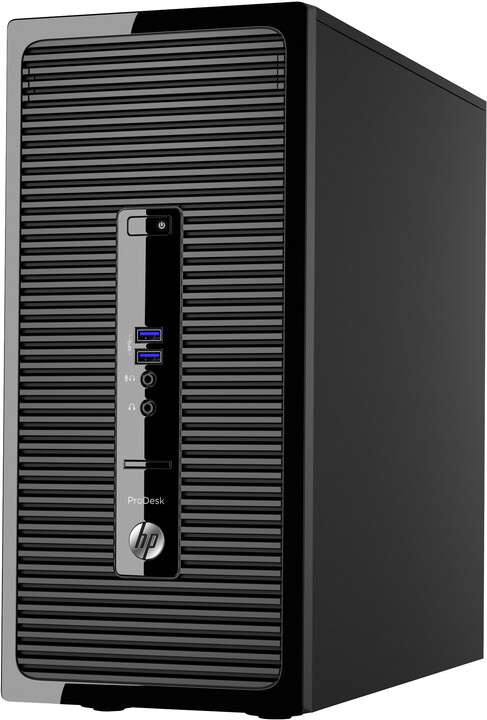 HP ProDesk 490 G3 MT, černá