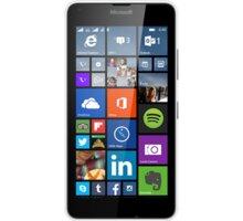 Microsoft Lumia 640 Dual SIM, bílá - A00024677 + Zdarma SIM karta Relax Mobil s kreditem 250 Kč