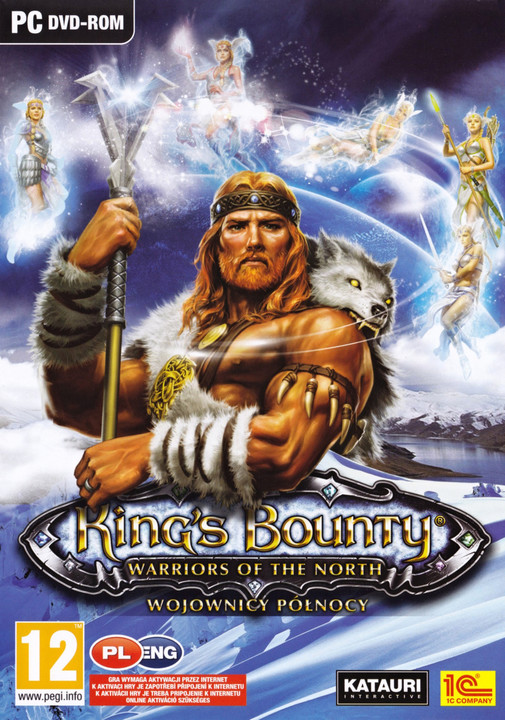 Kings Bounty: Warriors of the North - PC