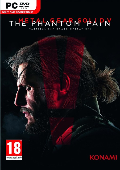Metal Gear Solid V: The Phantom Pain - PC