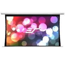"""Elite Screens plátno elektrické motorové 120"""" (305 cm)/ 16:9/149,6 x 265,7 cm/hliníkový case bílý - SKT120XHW-E20"""