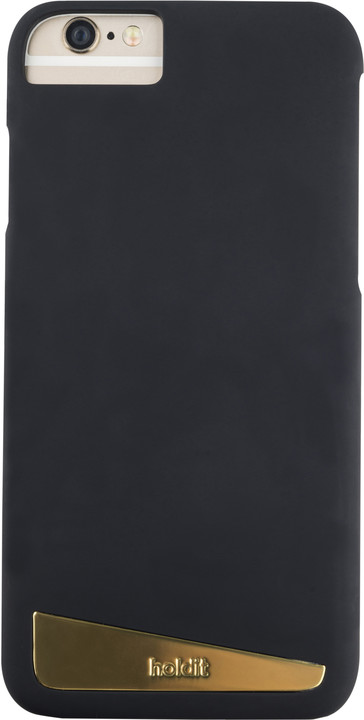 Holdit Case Apple iPhone 7 - Silk Black