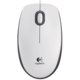 Logitech Mouse M100, bílá