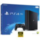 PlayStation 4 Pro, 1TB, černá  + Gamepad Sony DS4 V2, černý v ceně 1400 Kč