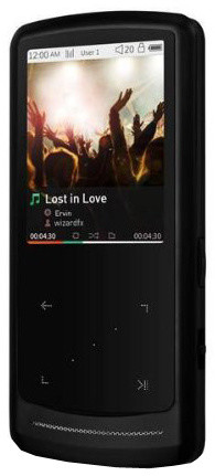 Cowon i9+ - 8GB, černá