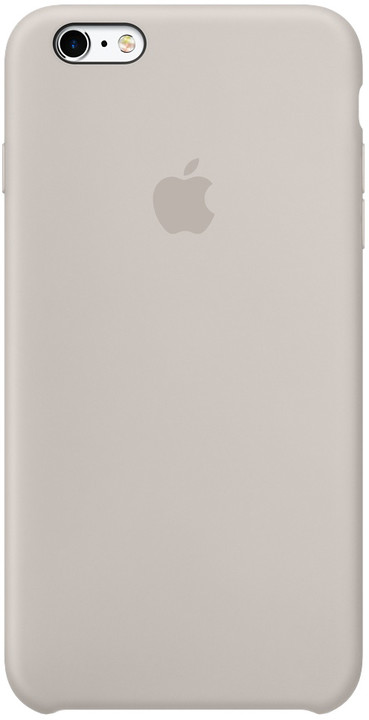 Apple iPhone 6s Plus Silicone Case, béžová