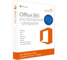 Microsoft Office 365 pro domácnosti - 6GQ-00140