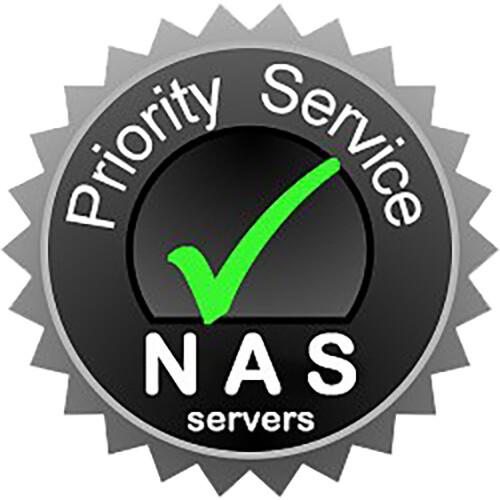 Synology 4 bay (DS4xx), prioritní servis, 1rok