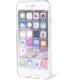 EPICO Ultratenký plastový kryt pro iPhone 6/6S TWIGGY GLOSS - čirá bílá