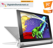 "Lenovo Yoga Tablet 2 8 LTE, 8"" Z3745, 16GB, Android, stříbrná - 59427161"