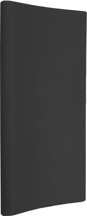 Xiaomi silikonové pouzdro pro Xiaomi Power Bank 5000 mAh, černá