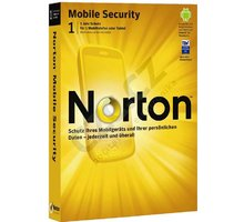 Symantec Norton Mobile Security 2.0 ENG 1 user