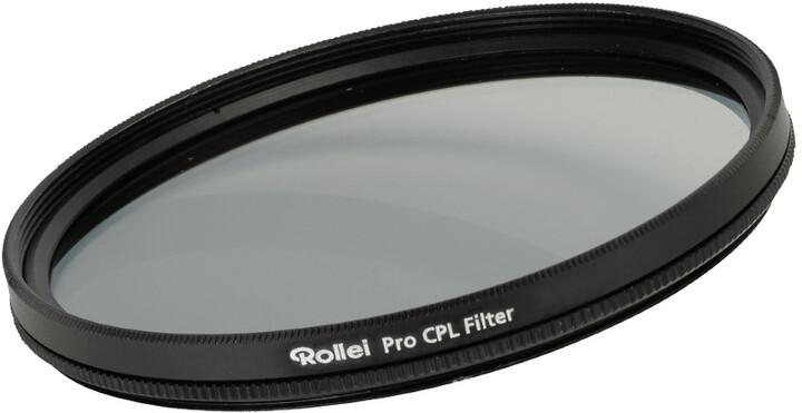 Rollei profesionální CPL Filtr 67 mm