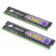 Corsair XMS2 2GB (2x1GB) DDR2 800