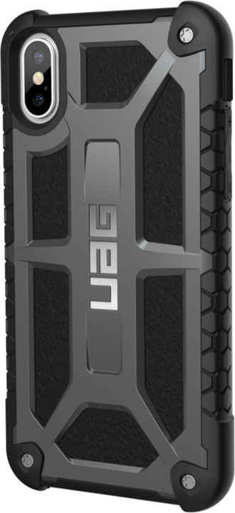 UAG Monarch case - iPhone X, graphite