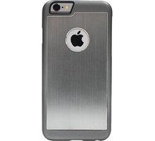 KMP hliníkové pouzdro pro iPhone 6 Plus, 6s Plus, šedá - 1415610210