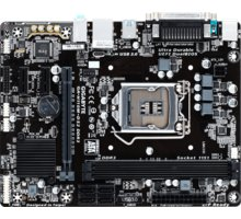 GIGABYTE H110M-DS2 DDR3 - Intel H110