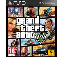 Grand Theft Auto V - PS3 - 5026555410229