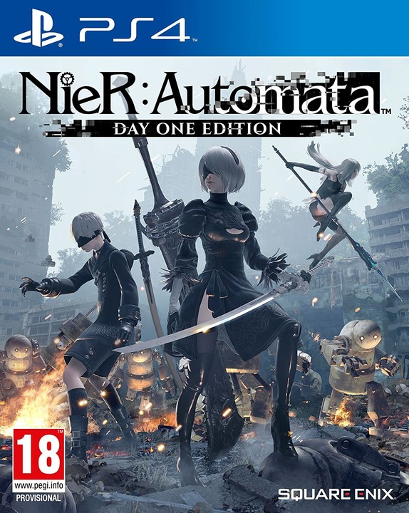 NieR: Automata - Day One Edition (PS4)