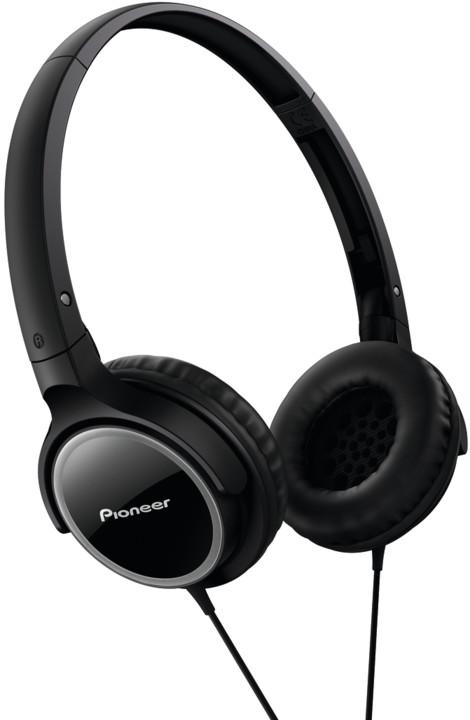 Pioneer SE-MJ512, černá