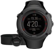 Suunto Ambit3 Run HR, černá - SS021257000