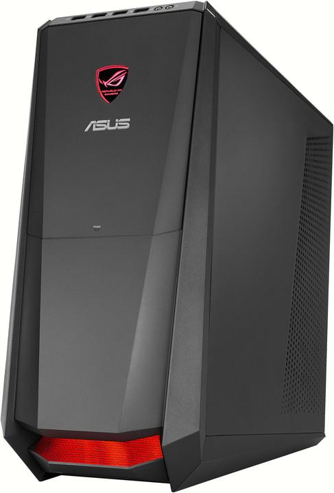 ASUS G30AK-CZ006T, černá