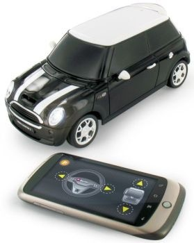 BeeWi Bluetooth RC car Mini Cooper S