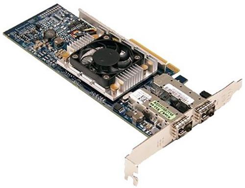 Dell 2-portová síťová karta 10 GbE DA - Broadcom 57810DP, SFP+, PCIe, plná výška