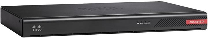 Cisco ASA 5516-X-PFWR with FirePOWER Services, bezpečnostní zařízení