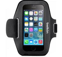 Belkin pouzdro na pazi SPORT-FIT Armband pro iPhone 6/6s, černá - F8W500btC00