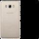 Samsung flip. pouzdro s kapsou pro Galaxy J7 2016, Gold