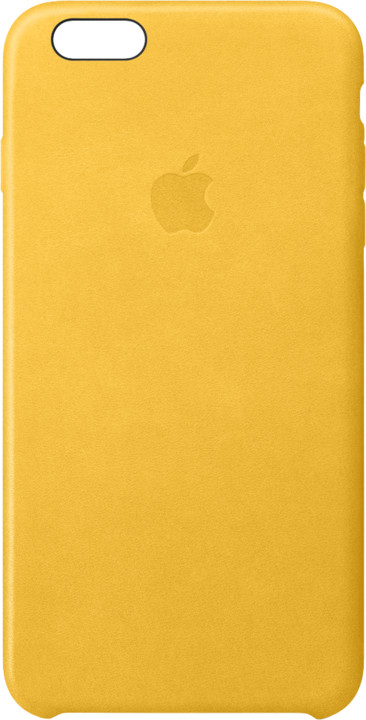 Apple iPhone 6s Plus Leather Case - Marigold