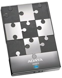 ADATA HV611 - 1TB, černá