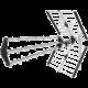 Emos TX-27LTE, 16dBi, venkovní