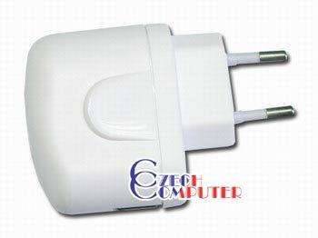Nabíječka USB universal 230V