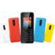Nokia 108 Dual SIM, černá