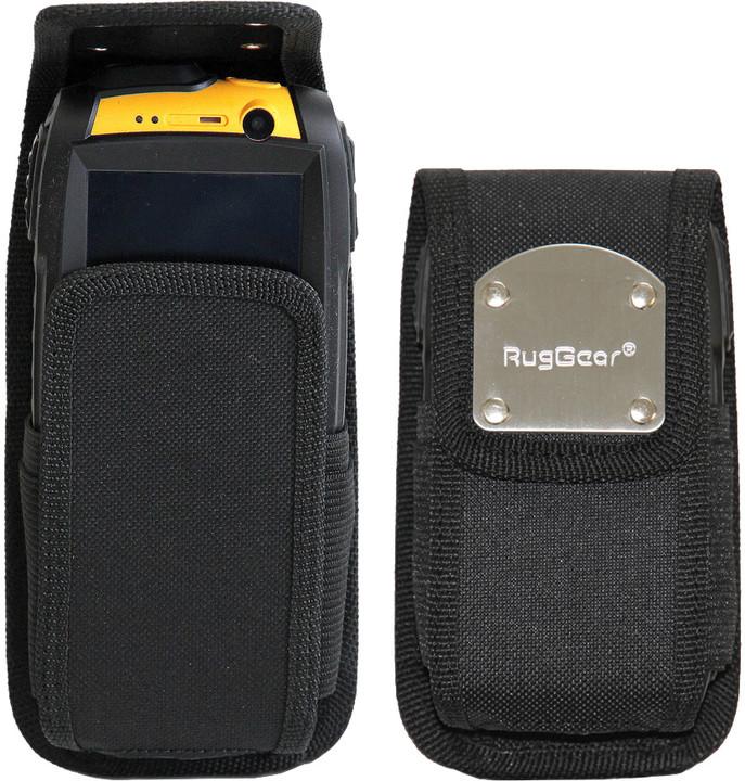 Ruggear RG-500 pouch, belt clip