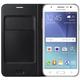 Samsung pouzdro s kapsou EF-WJ500B pro Samsung Galaxy J5, černá