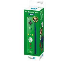 Nintendo Remote Plus, Luigi edice (WiiU) - NIUP618