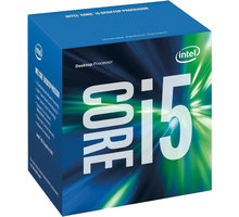 Intel Core i5-6500  + Intel Gaming bundle platný od 15.8. do 15.11.2017