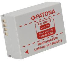 Patona baterie pro Canon, NB7L 750mAh - PT1072