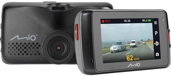 Mio MiVue 698 Dual, kamera do auta