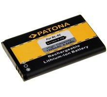 Patona baterie pro Nokia BL-5C 1200mAh 3,7V Li-Ion - PT3036