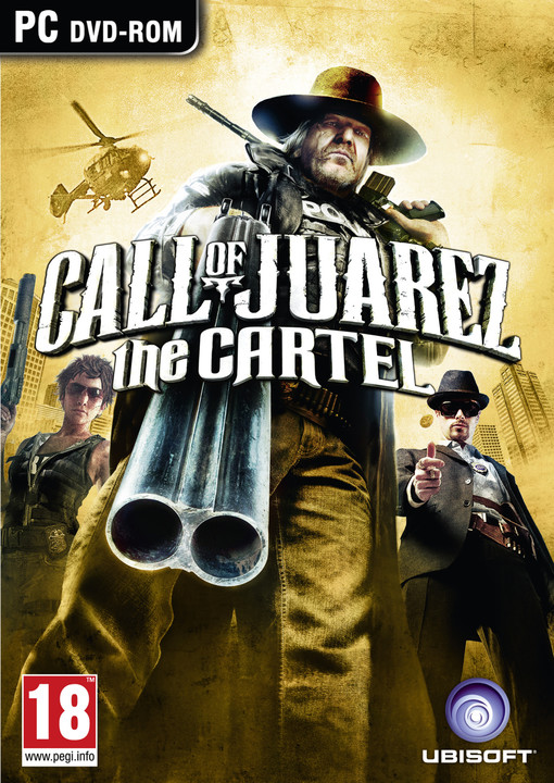 Call of Juarez 3: Cartel