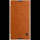 Nillkin Qin Book Pouzdro pro Sony G3221 Xperia XA1 Ultra, Brown