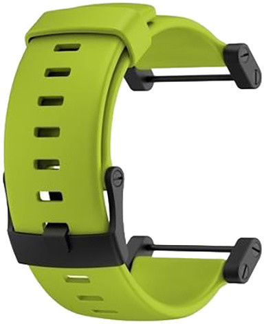 Suunto Core Crush Rubber Strap, lime